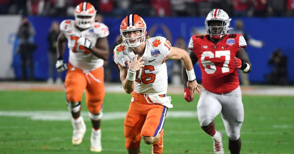 Ohio State's Dream Season Was No Match for Clemson Magic and Controversy