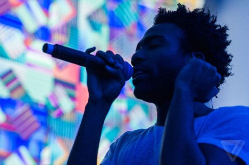 'Because the Internet': online fame gives Donald Glover the feels