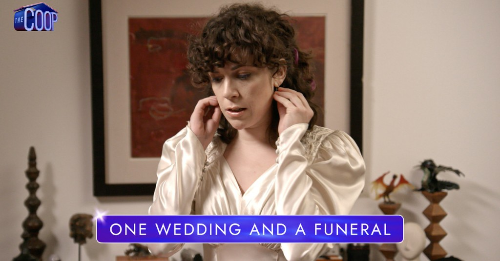 A Wedding, A Funeral AND Solving A Murder - ALL IN THE SAME DAY!?
