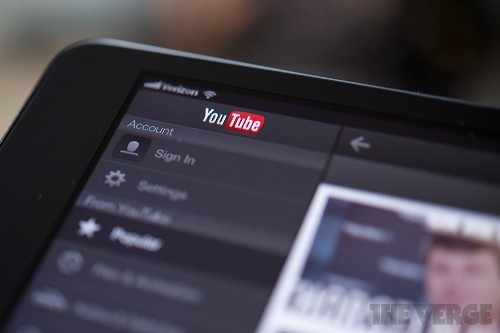 YouTube is dominating TV networks with mobile alone