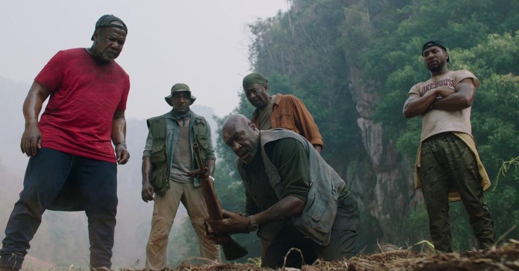Spike Lee's Da 5 Bloods is an explosive, affecting masterpiece