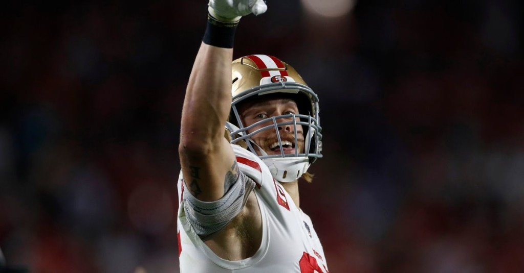 49ers and George Kittle agree to a five-year, $75 million extension