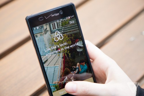 A woman is suing Airbnb over an alleged hidden camera