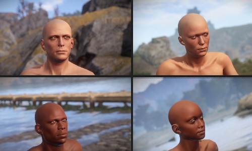 A popular video game now randomizes your race and gender — and many white men are furious