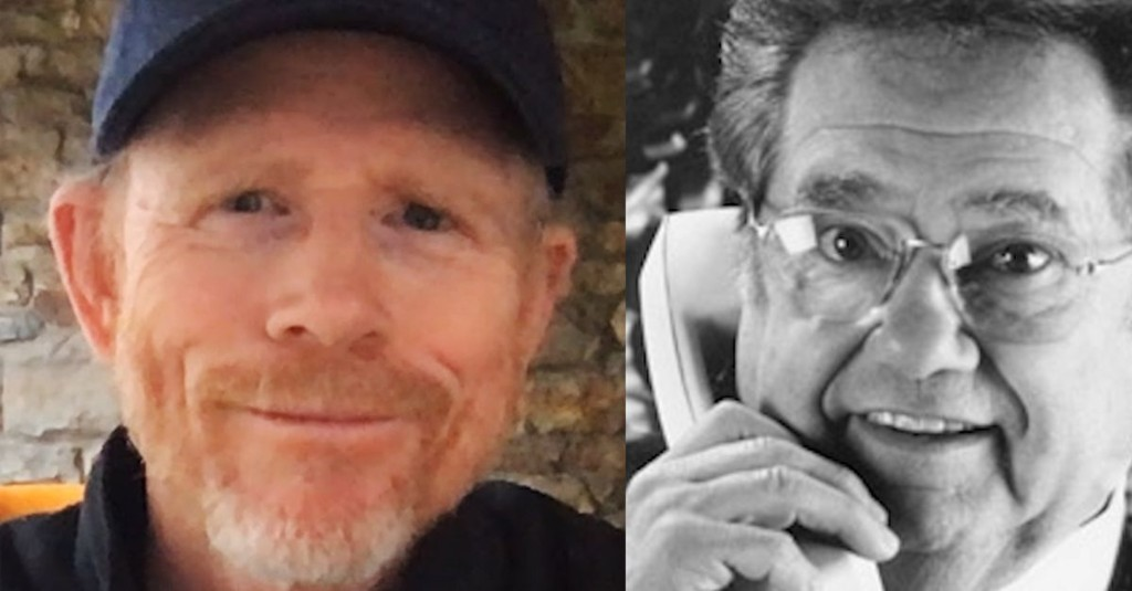 Ron Howard Digs Up A Very Strange Voicemail His Agent Left Him In 1983