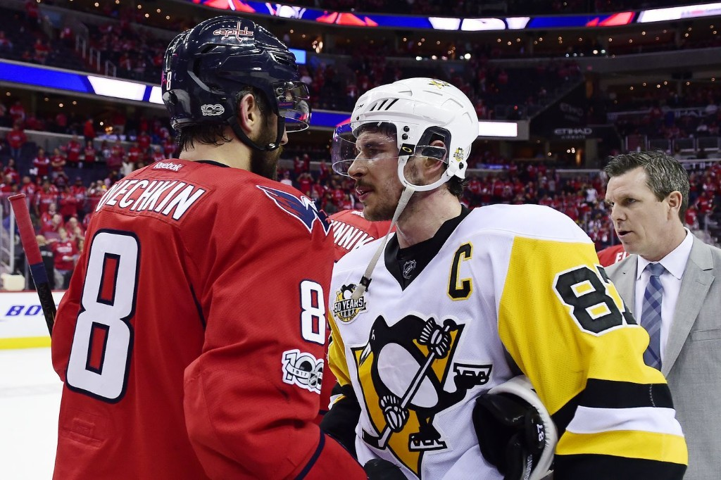 Five great moments from the Pens/Caps rivalry