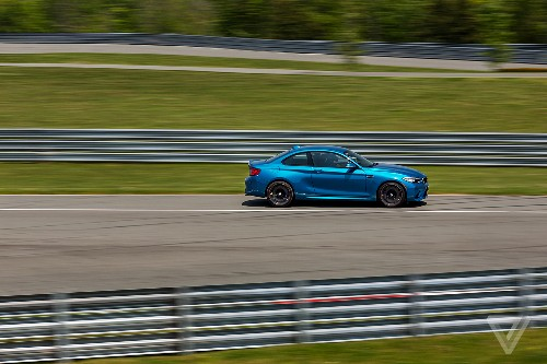The BMW M2 is the perfect sports car for everyone