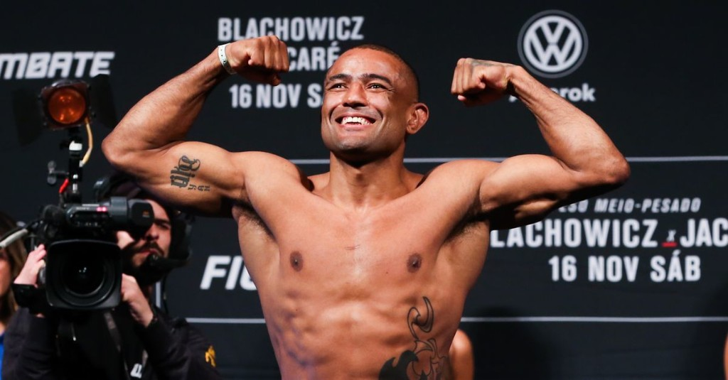 Sergio Moraes 'can't cry' about UFC release after three straight losses
