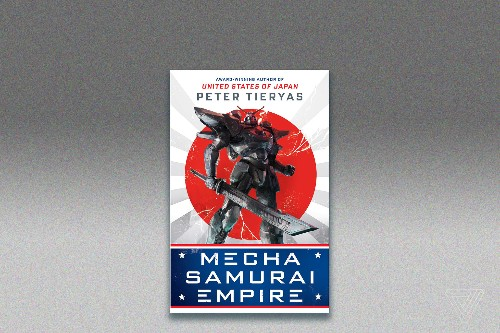 Mecha Samurai Empire imagines that America lost WWII — also there are giant robots