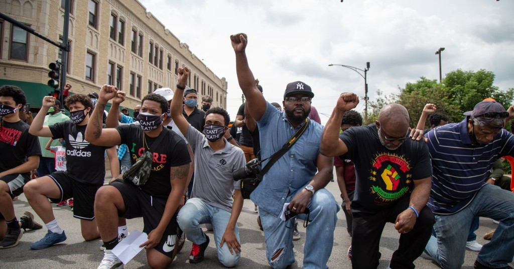 In the battle for Black lives, churches must now answer the call