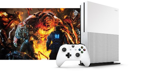 Microsoft's new Xbox One S revealed in leaked images