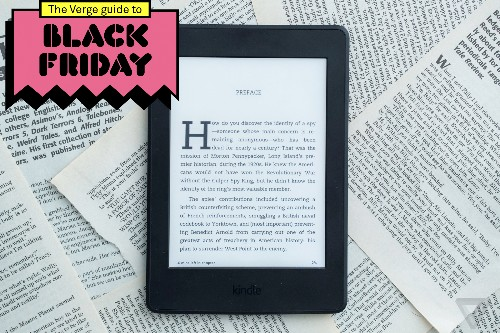 Amazon's Black Friday sale begins early with cheap Kindles, 4K TVs, and game consoles