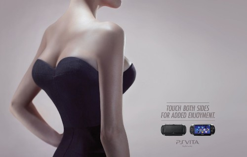 Sony's pulled PS Vita ad is embarrassing for everyone