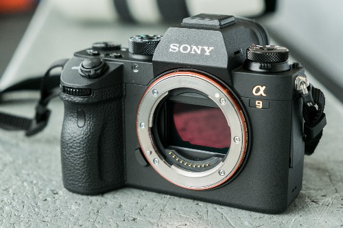 Sony's new A9 is so fast it will make you giddy