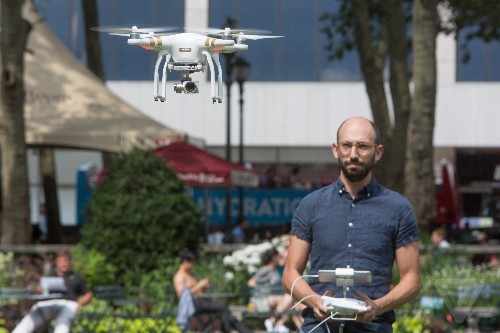 The FAA logged more than 500 drone incidents in six months