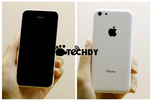 Alleged 'budget' iPhone revealed in photos and video by company selling Android knock-offs