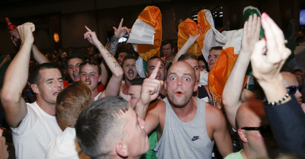 UFC returns to Dublin on Aug. 15