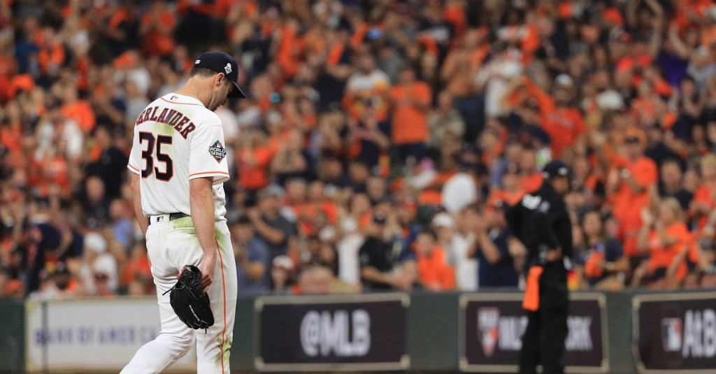 The Nats Have Cracked the Verlander-Cole Code, and the Mighty Astros Are Reeling