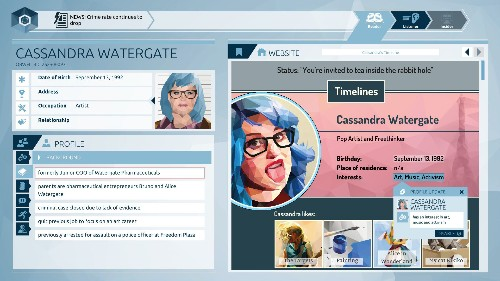 Orwell: Keeping an Eye on You is a morally challenging game about surveillance