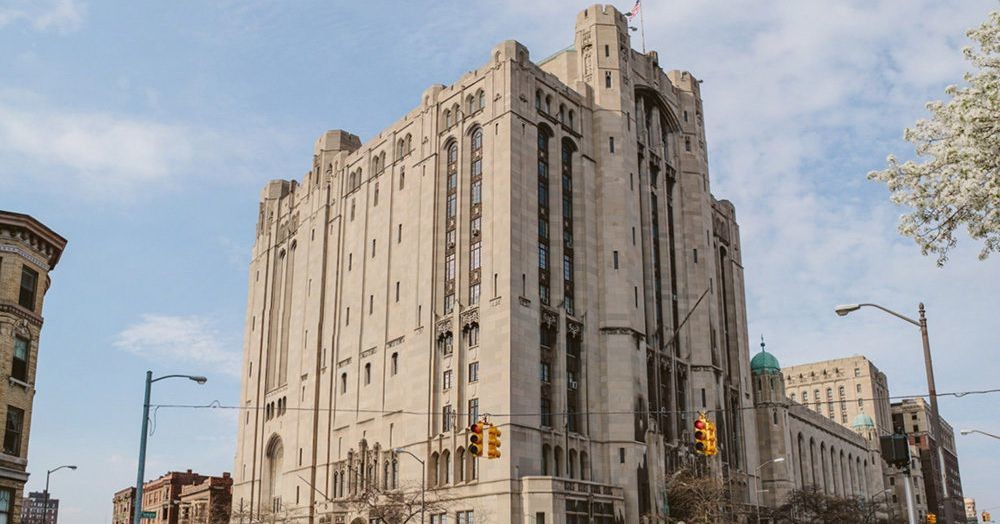 Take a Look Inside Detroit's Secretive Masonic Temple