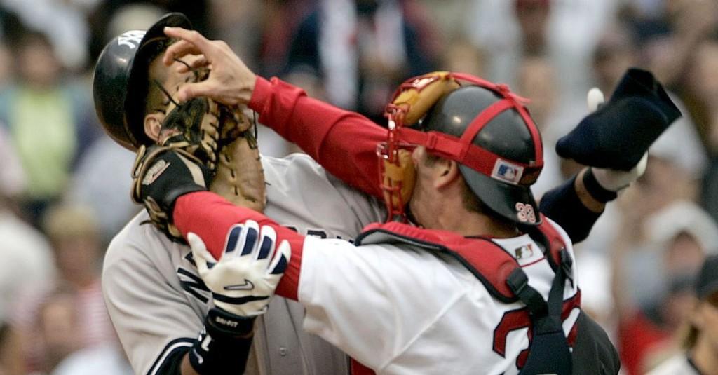 This Day in Yankees History: A-Rod, Varitek brawl