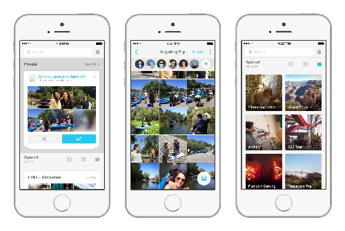 Facebook threatens to delete synced photos if users don't download its new photo app