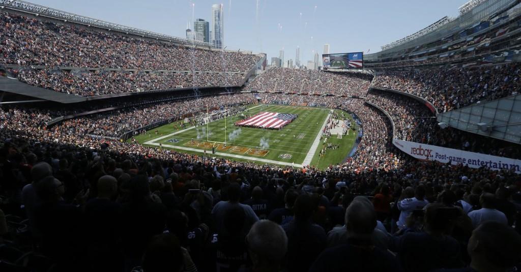 Bears offer refunds on 2020 season tickets because of coronavirus concerns
