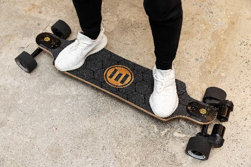 Evolve Bamboo GTX electric skateboard review: too fast, too furious