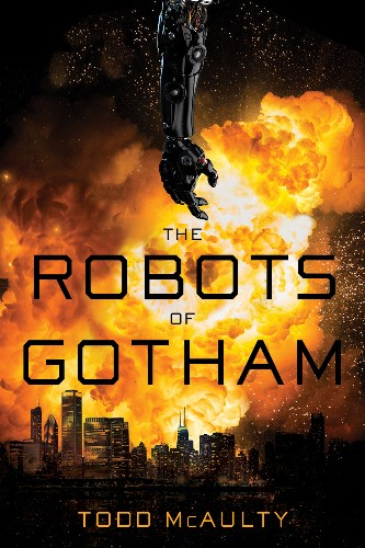 In The Robots of Gotham, AI has taken over the world — and become exactly like us