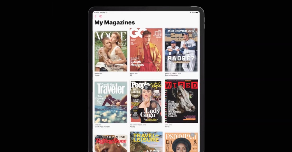 Apple launches $9.99 Apple News Plus with more than 300 magazines