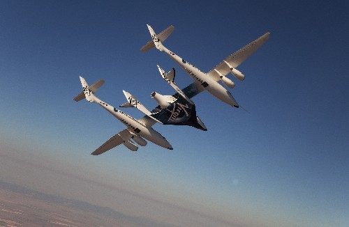 Virgin Galactic is planning to show off its next spaceship in February 2016