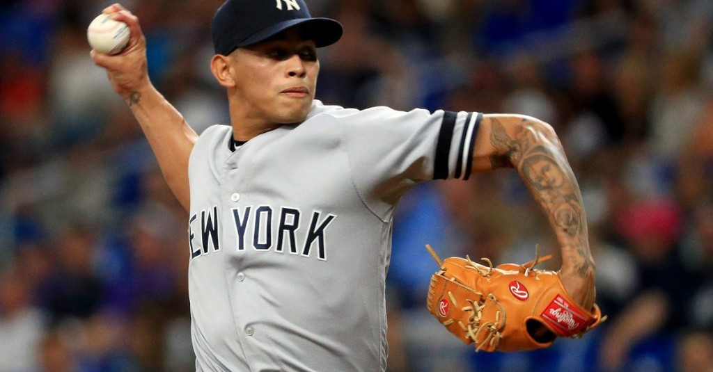 How the Yankees' pitching strategy changes in a short season