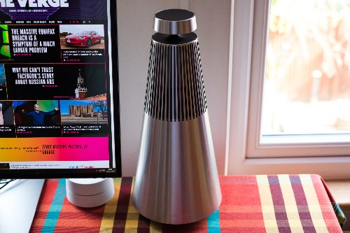 Bang & Olufsen BeoSound 2 review: Dalek-shaped delight