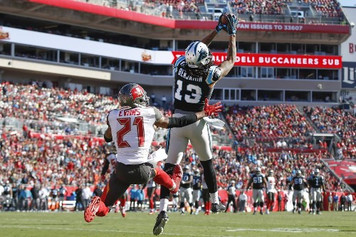 Buffalo Bills trade for Carolina Panthers WR Kelvin Benjamin