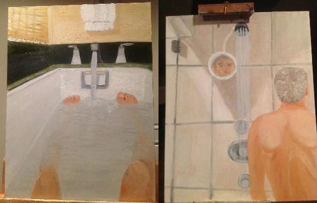 Hacker jailed for revealing George W. Bush's bizarre bathroom art