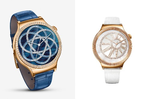 Huawei unveils two new opulent smartwatches dubbed 'Elegant' and 'Jewel'