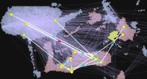 Trace the convoluted worldwide structures that your bank uses to dodge taxes