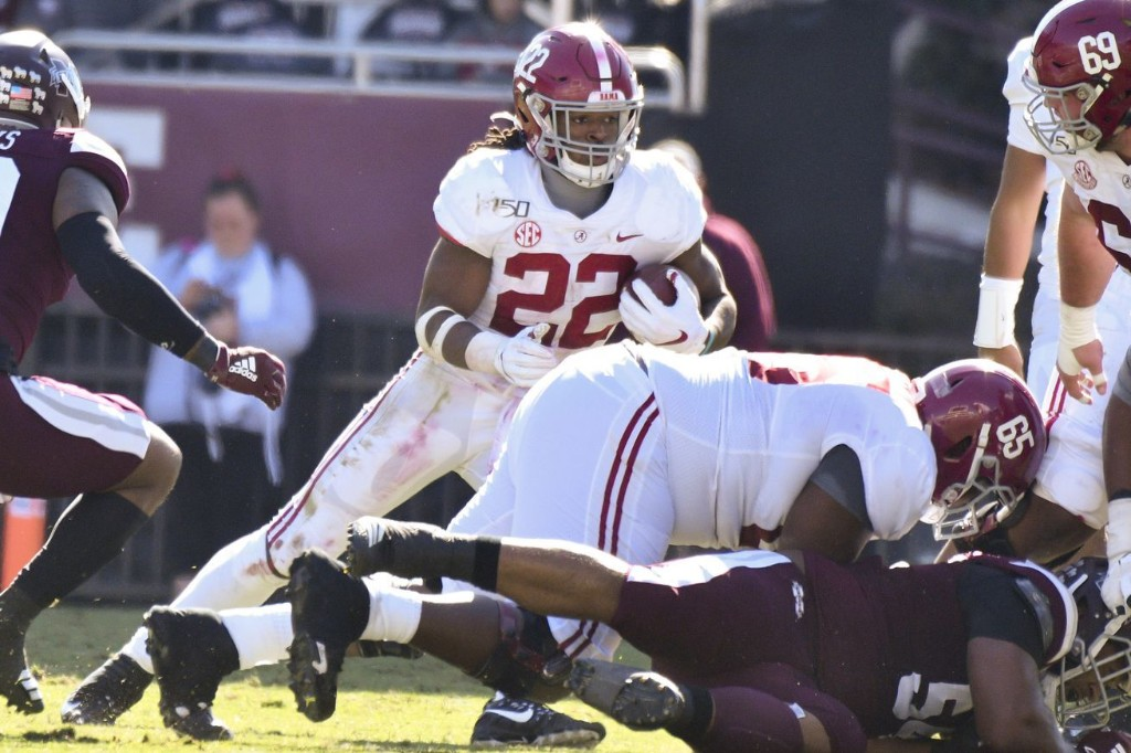 Alabama vs. Mississippi State Preview: When Alabama has the ball