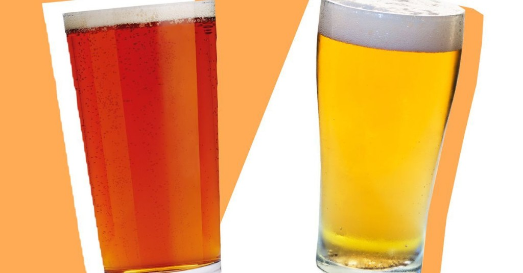 What's the Difference Between an Ale and a Lager?