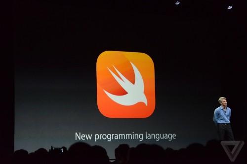 Apple's new programming language Swift is now open source
