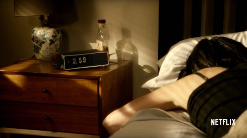 Marvel's Jessica Jones isn't a morning person in latest Netflix teaser