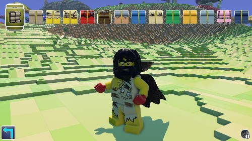 Lego just launched a Minecraft competitor on Steam