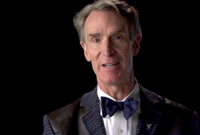 Steve Martin and Carl Sagan inspired Bill Nye's 'Science Guy' character