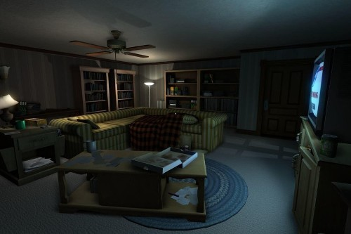With no guns and no people, 'Gone Home' is a different kind of first-person game