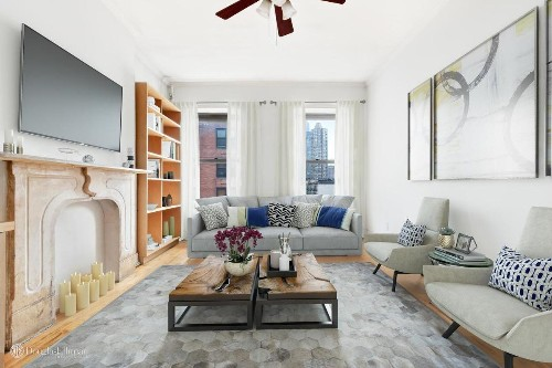 7 Manhattan one-bedrooms asking less than $500,000
