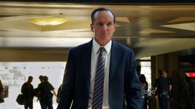 Superpowers and spies collide in 'Marvel's Agents of SHIELD' first look