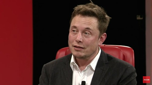 Elon Musk thinks humans need to become cyborgs or risk irrelevance