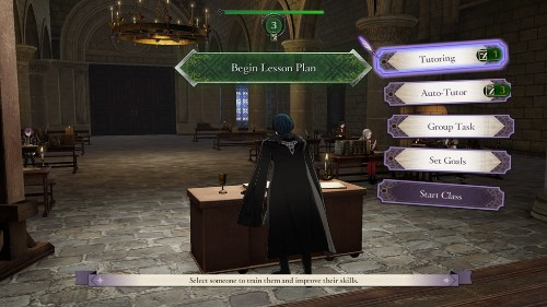 Fire Emblem: Three Houses is secretly the best Harry Potter game