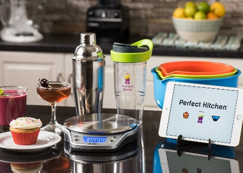 This $130 kitchen scale is an expensive way to learn to cook