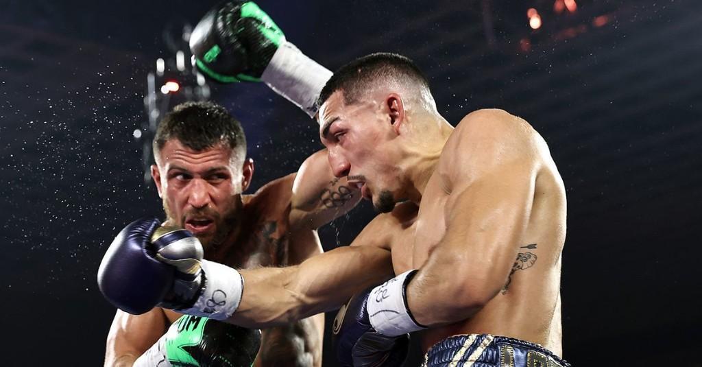 Boxing and MMA stars react to Vasiliy Lomachenko's upset loss to Lopez, wide scorecard